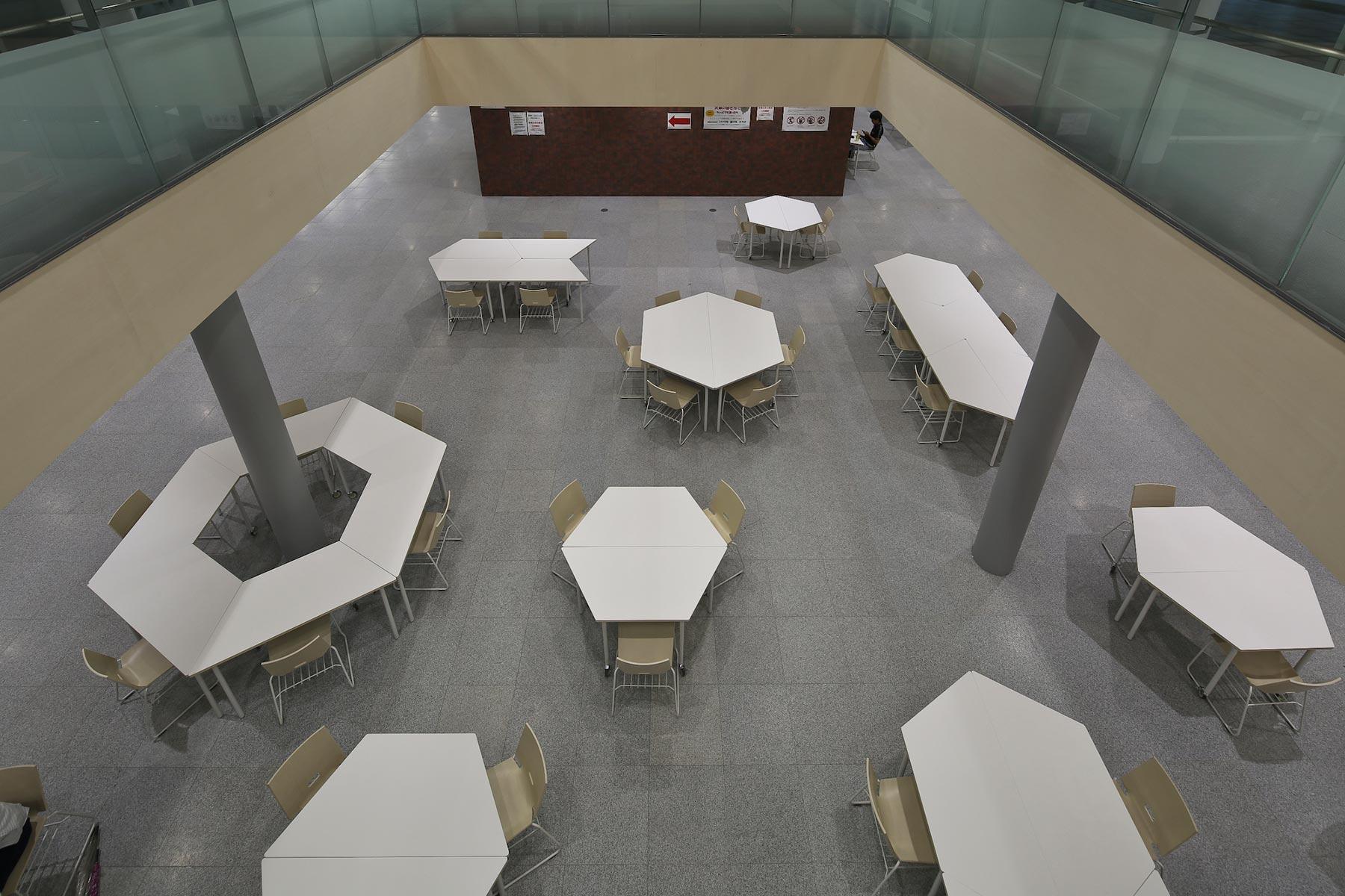 龍谷大学深草キャンパス和顔館