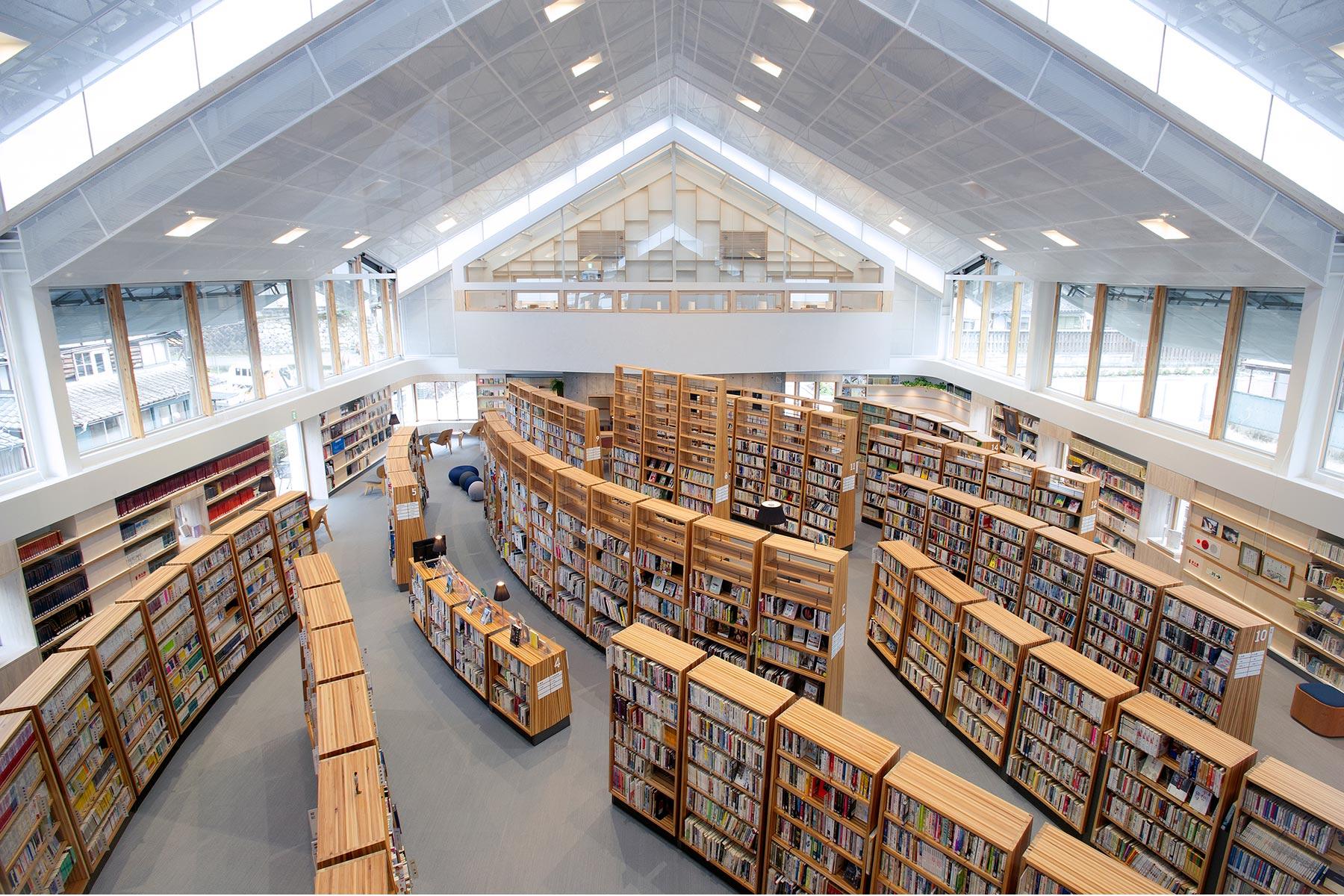竹田市立図書館